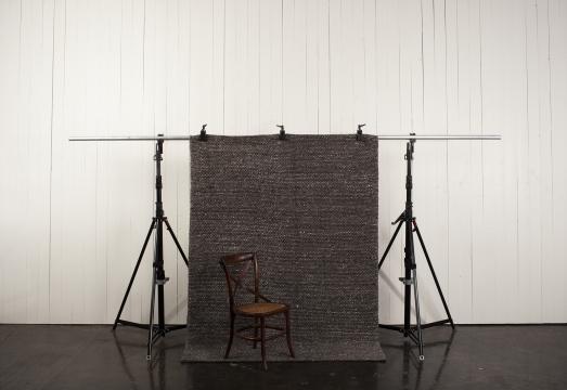 Randolph Mörkgrå 170 x 230 cm 3