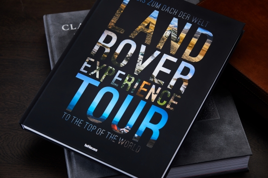 Land Rover Experience Tour 3