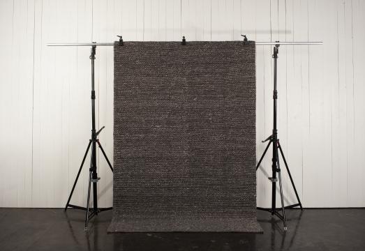 Randolph Mörkgrå 200 x 300 cm 1