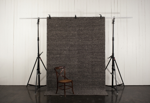 Randolph Mörkgrå 200 x 300 cm 3
