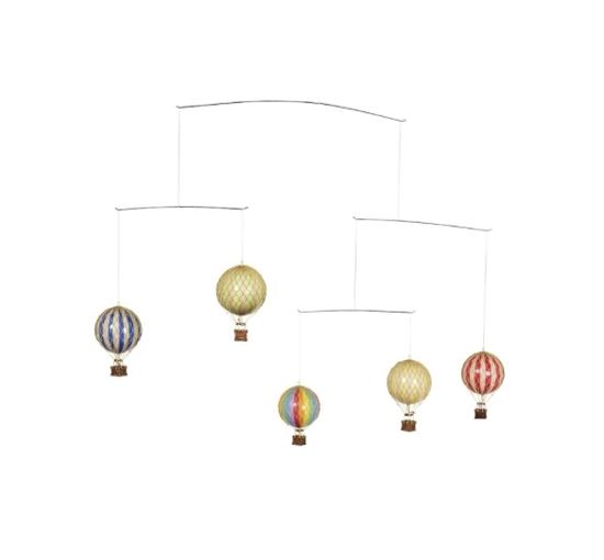 Luftballong mobil