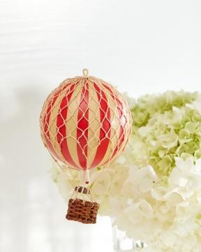 Floating The Skies luftballong röd 2
