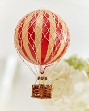 Floating The Skies luftballong röd 1