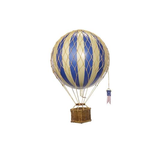 Luftballong blå Travels Light