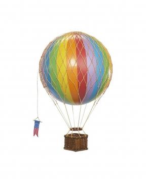 Travels Light luftballong regnbåge 1