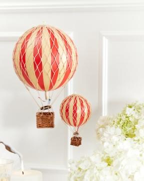 Travels Light luftballong röd 2