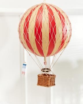Travels Light luftballong röd 1