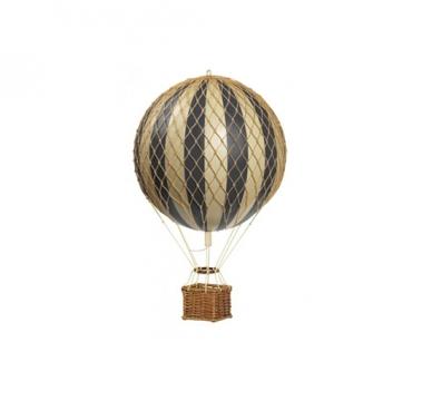 Travels Light luftballong svart 1