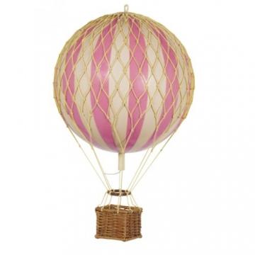 Luftballong Travels Light Rosa 1