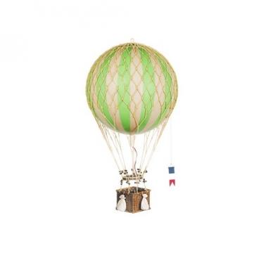 Royal Aero luftballong grön 1