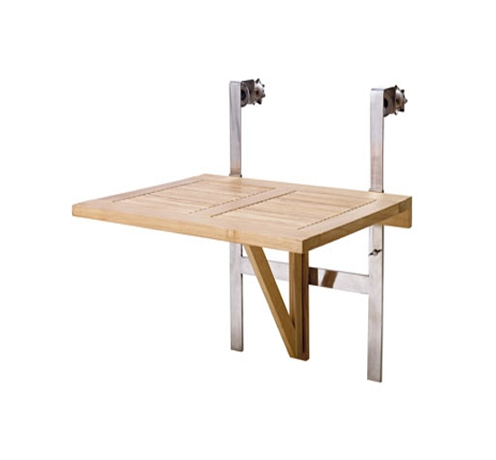 Balkongbord teak