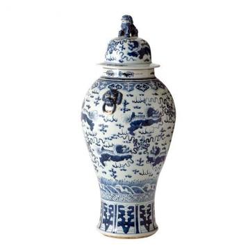 Vas Peninsula Chinese Dragon 1