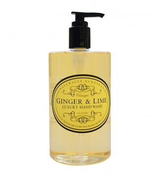 Ginger & Lime Hand Wash 1