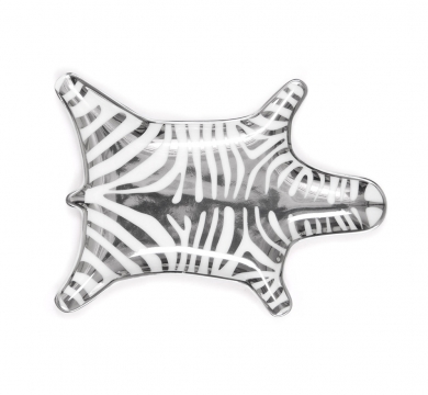 Zebra fat silver 1