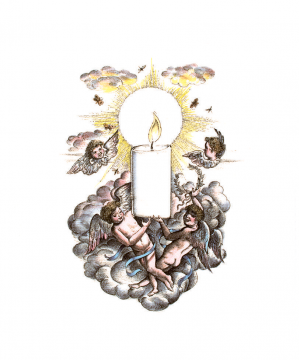 Cire Trudon Doftljus Spiritus Sancti 270 g 1