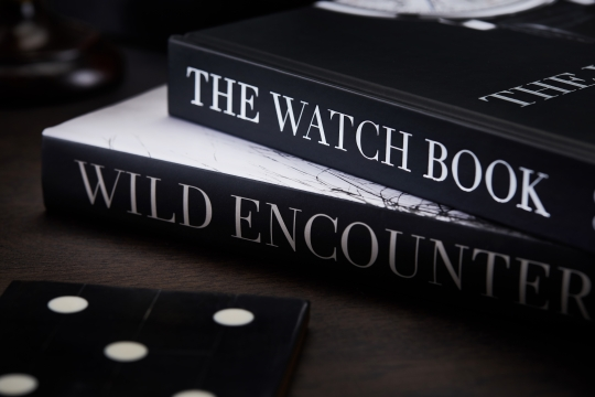 The Watch Book 3