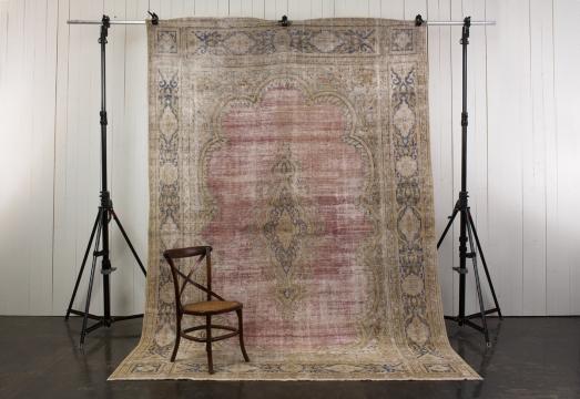 Vaux le Vicomte Decolorized 392 x 260 cm 2