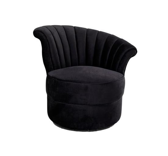 Chair aero left black 1
