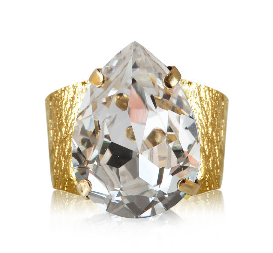Listbild classic-drop-ring-crystal