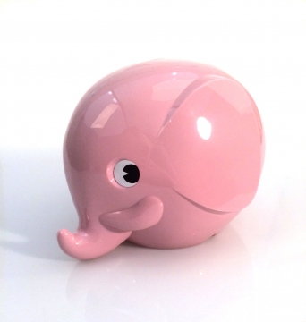 Elefantsparbössa Ljus Pink L 1