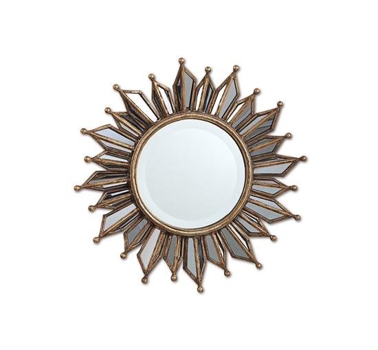 Sunburst small mirror 1  large