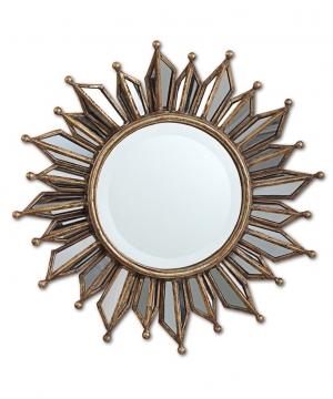 Sunburst small mirror 2  large