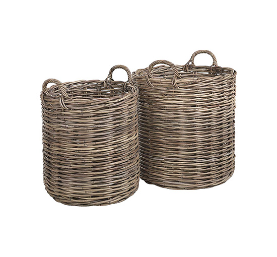 Round-basket-2-s-kubu-grey 1
