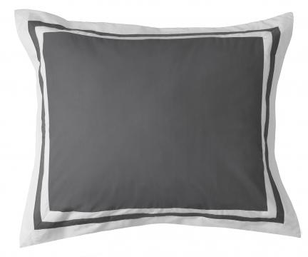Belgravia påslakan grå/vit 3