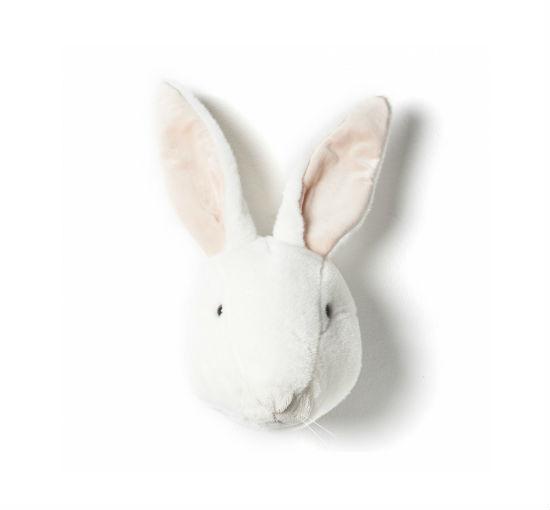 Listbild-kaninhuvud