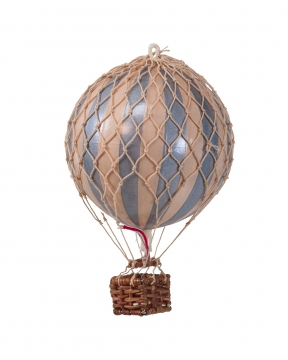 Floating The Skies luftballong silver 1