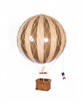 Travels Light luftballong guld 1