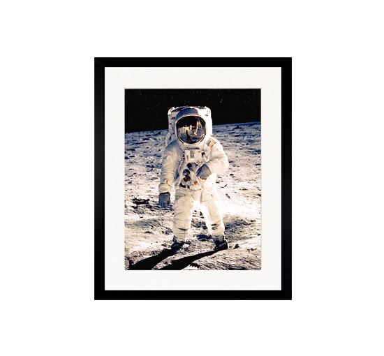Neil armstrong on the moon 1