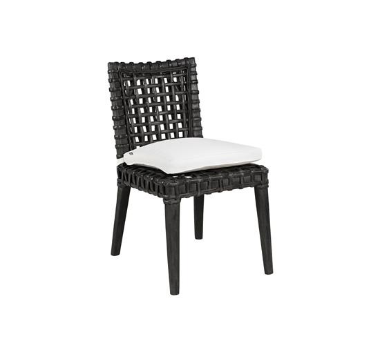 Aspen matstol svart 1