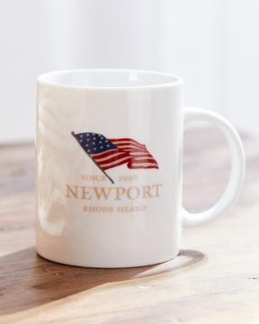 Newport Polo Mugs ivory 6-pack 1