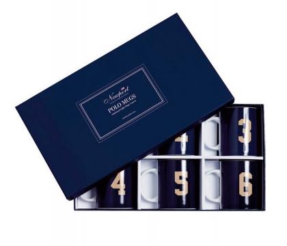 Newport Polo Mugs blå 6-pack 3