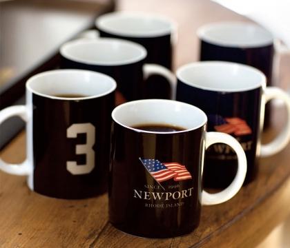 Newport Polo Mugs blå 6-pack 4