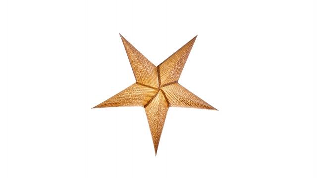 Newport sinatra 56cm gold glitter perf