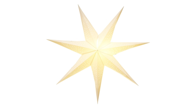 Sinatra-76cm-seven-pointed-paper-star-plain-white