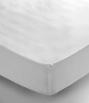 Hudson dra-på-lakan vit 180x200 1