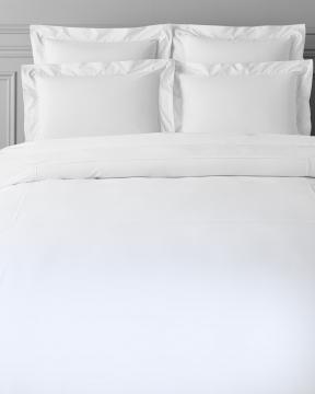 Hudson dra-på-lakan vit 180x200 4