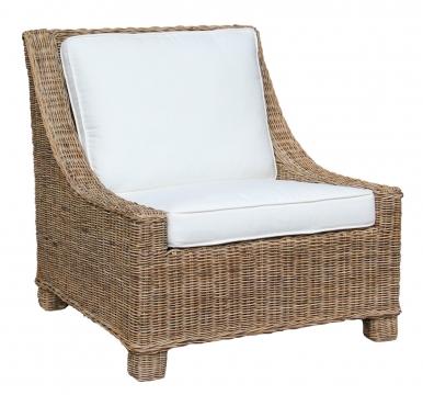 MADISON Lounge chair Grey Lacak 1