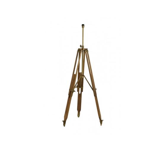 Floor-lamp-tripod-h101-204-cm-boudin-mahogany-antique-1