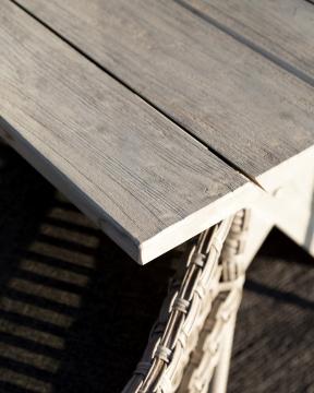 Cross matbord 220cm 4