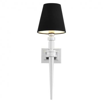 Vägglampa Waterloo Nickel 3