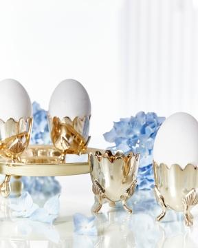 Äggkopp mässing 2