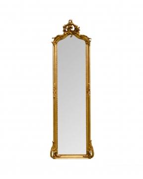 Baroque spegel guld 3