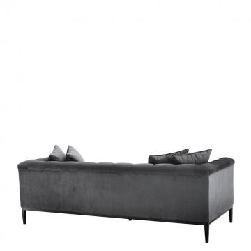 Soffa Cesare mörkgrå 2