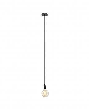 Vintage 1-light taklampa 2