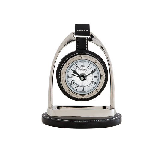 Clock-bailey-equestrian-nickel-1