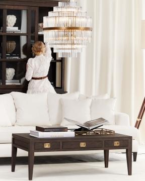 Los Angeles soffa off-white M 2
